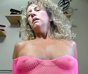 """I think I'm starting to like this pink outfit. Certainly gets me a hard cocks to play """"suck and fuck"""" with. Your not thi"""