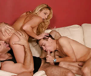 Some bi wife and her friends set