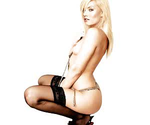 Elisha Cuthbert is a hot blond with sweet tits who likes to fuck!