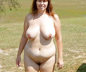 Nude fat mothers, some are also plumpers