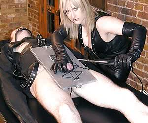 extreme cbt cock and ball torture