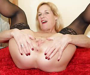 Heres a Hot Photoset of Molly Maracas I Shot in her lounge, now you have to admit shes one Hot  Horny MILF and she doesn