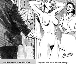 Medieval BDSM games in the comics `City Of Dreams`