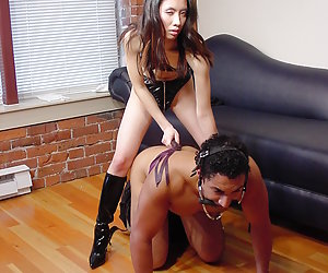 A amorous femdom collection