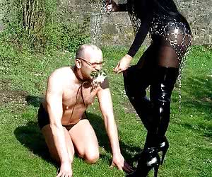 Femdom In Action