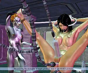 horny t-girls from the future