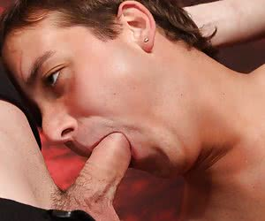 3 nasty studs wanna try gay double penetration sex.