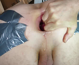 Fisting anal and more series