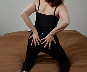 I didn't have such a wish also still. Should show me on the bed to the posing. With a simple black leggings. Have of cou