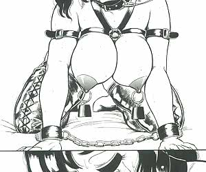 Become a witness of how latex manga babes getting dominated, caressing each other and masturbating.