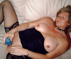 Matures With Toys
