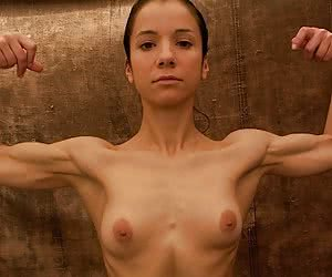 Category: muscle female