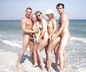 Naked On The Beach! Gallery #83