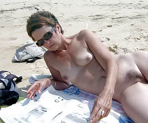 Nudists And All