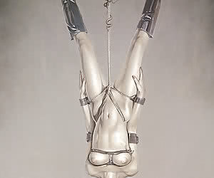 Various fantasy girls in exciting BDSM scenes