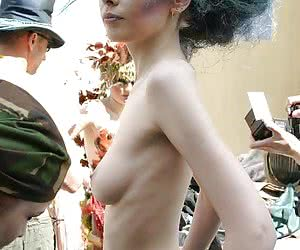 Nude skinny girls photo collection.