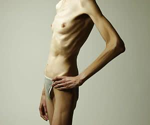 The Hot Thin, Skinny, Anorexic Girls