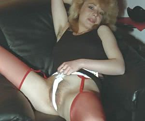 Tight pussies stretched wide by huge dildos