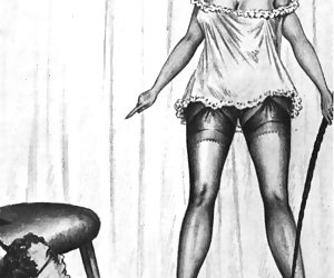 Seducing is easy in you have a knout, like babes in this classic cartoon porn.