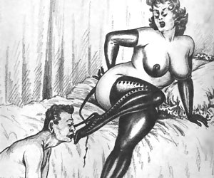 Wild old style made retro cartoons porn is still actual and desired.