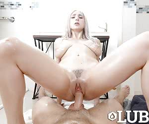 Oiled Up And Fucked