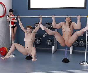 Muscle females
