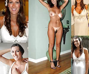 What a sweet tanned body - it is better undressed
