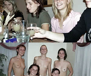 Some sex party after dinner