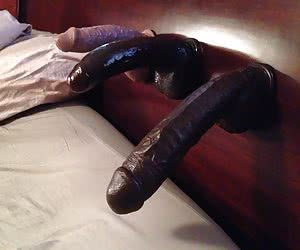 Big Dildos And Insertions