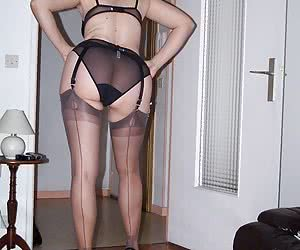 Seams From The Rear