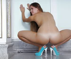 Shoes But Nude