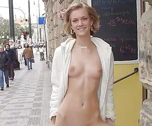 Category: showing off outside and public