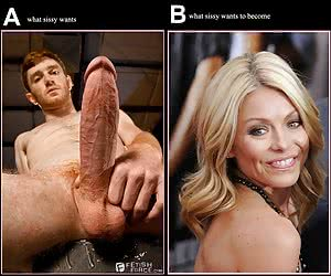 Category: sissy role models