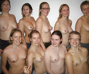 Category: topless in jeans